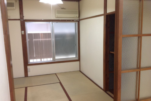 4.アパート1 和室