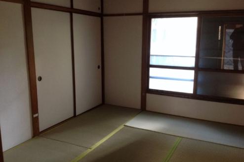アパート3|和室・トイレ・古い