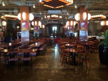 飲食店4|レストラン・テラス・桟橋・ベイブリッジ・海