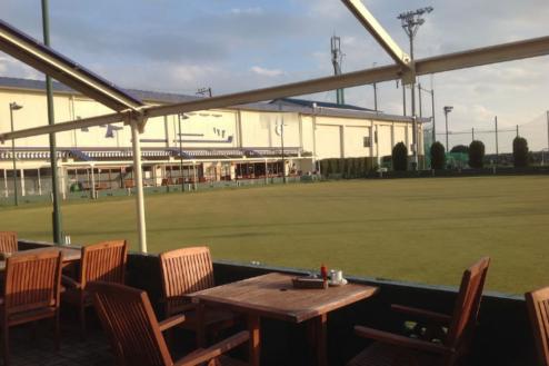 6.複合施設2・スポーツ総合施設|外観・グラウンド