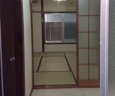 1.アパート1 和室