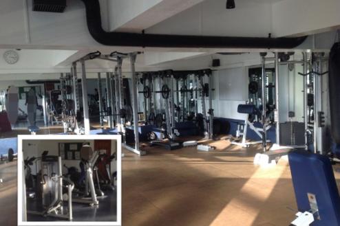 2.複合施設2・スポーツ総合施設|トレーニングルーム