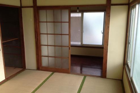 アパート1|和室・台所・廊下・昭和