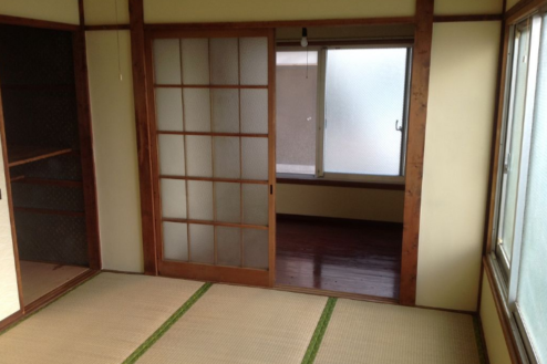 2.アパート1 和室