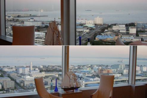 8.複合施設1|東京湾の眺望