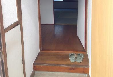 6.アパート3|玄関