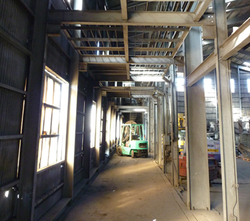 6.倉庫1|倉庫内