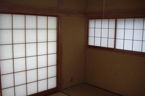 3.日本家屋・筑波山|和室