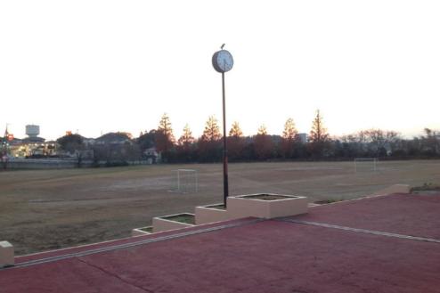 1.学校3(North Area)|グランド