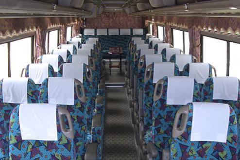 4.城南交通|①大型座席
