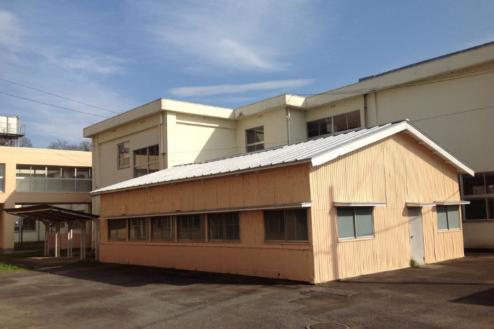 9.学校1(South Area)|外観