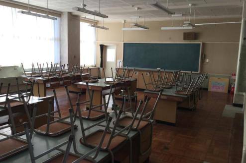 10.学校4|教室