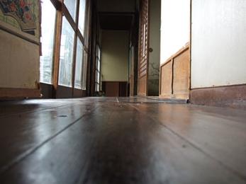 8.Cスタジオ|廊下