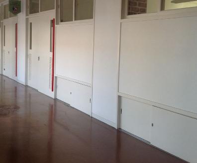 13.学校1(South Area)|廊下