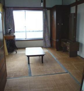 9.Fスタジオ|2F和室(6畳)