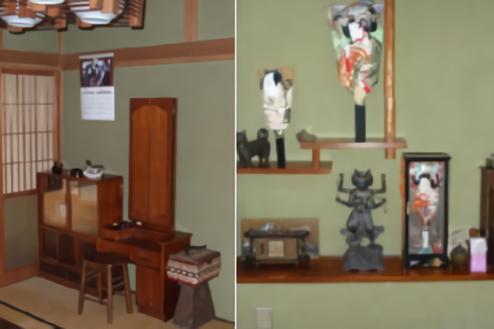 ⑧Kスタジオ|和室家具、小道具