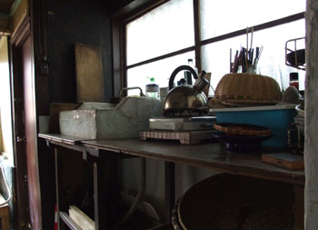 ⑭Cスタジオ|台所小道具イメージ