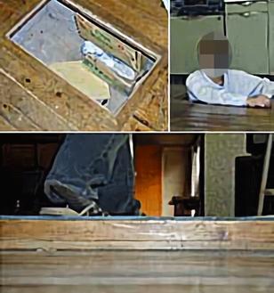 ⑪Aスタジオ|台所床下カラクリ(特殊撮影)
