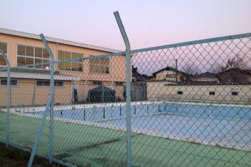 3.学校3(North Area)|屋外プール
