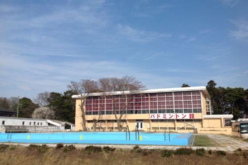 1.学校1(South Area)|屋外プール