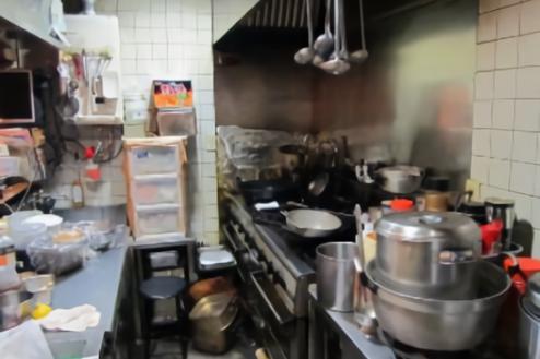 6.小料理屋|厨房