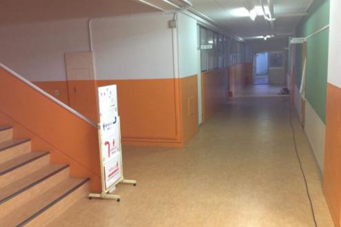 3.学校3(North Area)|廊下