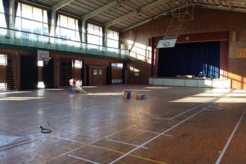 3.学校4|体育館