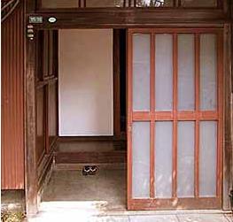 ②Aスタジオ|玄関