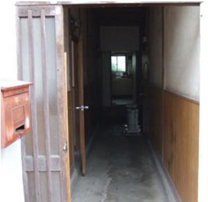 13.Fスタジオ|玄関