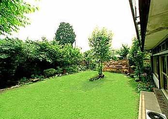 18.Bスタジオ|庭