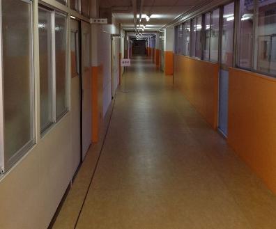 5.学校3(North Area)|廊下