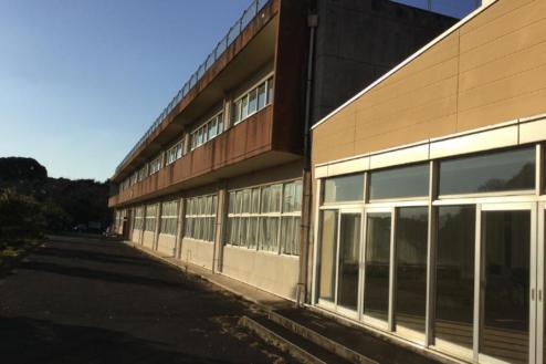 5.学校4|校舎外観