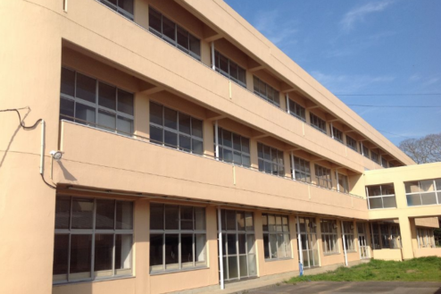 3.学校1(South Area)|外観