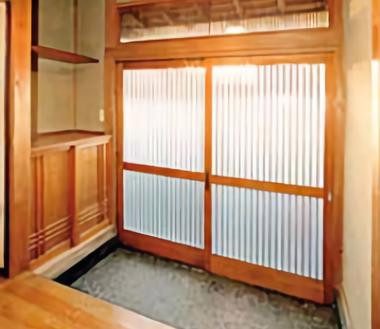 17.Kスタジオ|玄関