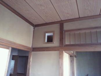 ⑦Dスタジオ|1F和室俯瞰撮影用穴(カメラは階段から撮影)