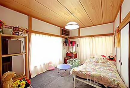3.Eスタジオ|1F102号室(和室6畳)女性部屋仕様