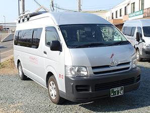 古賀プロ|ロケバス・マイクロバス|九州