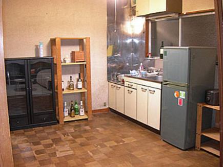 6.Eスタジオ|1F101号室キッチン