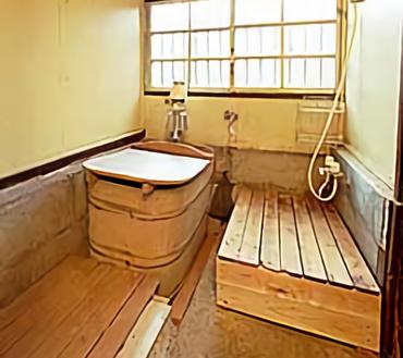 ⑬Cスタジオ|浴室 ※現在使用不可
