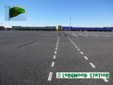 ロングウッドステーション|駐車場・貸切・爆破・火気・24時間