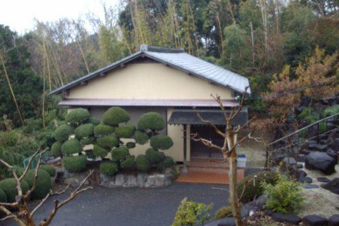 1.日本家屋・筑波山|離れ