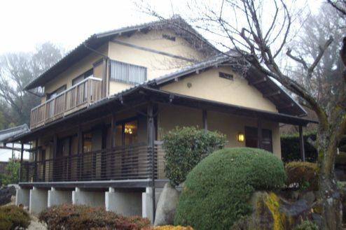 10.日本家屋・筑波山|母屋外観