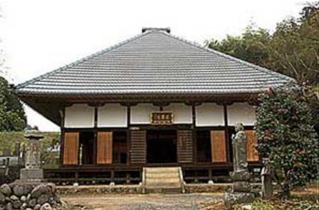 6.日高市のお寺|お堂外観