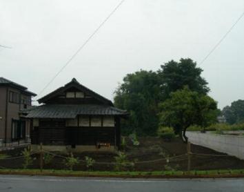 農家の一軒家|一軒家・農家・和室・玄関・土間・畑