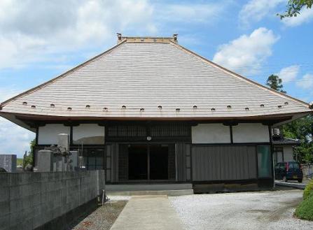 10.寺|お堂外観