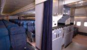 ナリタリア747ハンガー 飛行機スタジオ・機内セット・成田空港