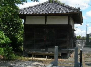 J寺|境内建物