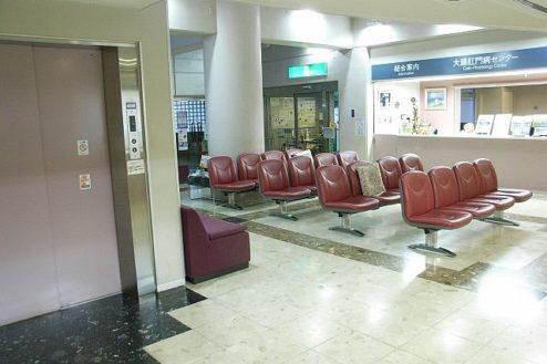 I病院3|ロビー・受付・待合室