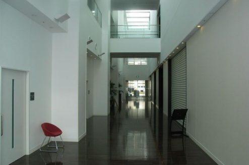 P病院2 廊下・渡り廊下