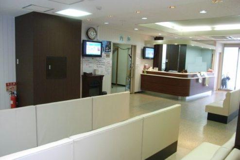 10.病院5|ロビー・受付・待合室